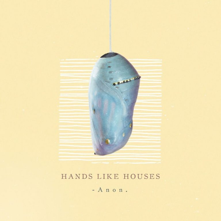 Hands Like Houses 'Anon' Album Cover