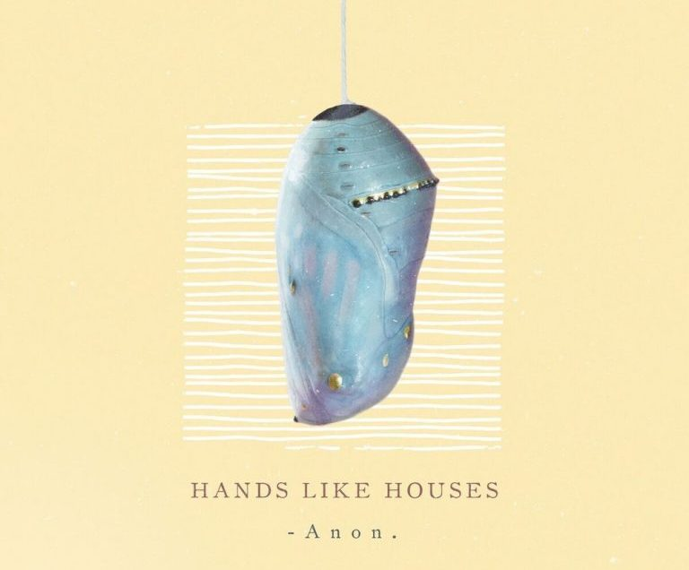 Hands Like Houses 'Anon' Album Cover