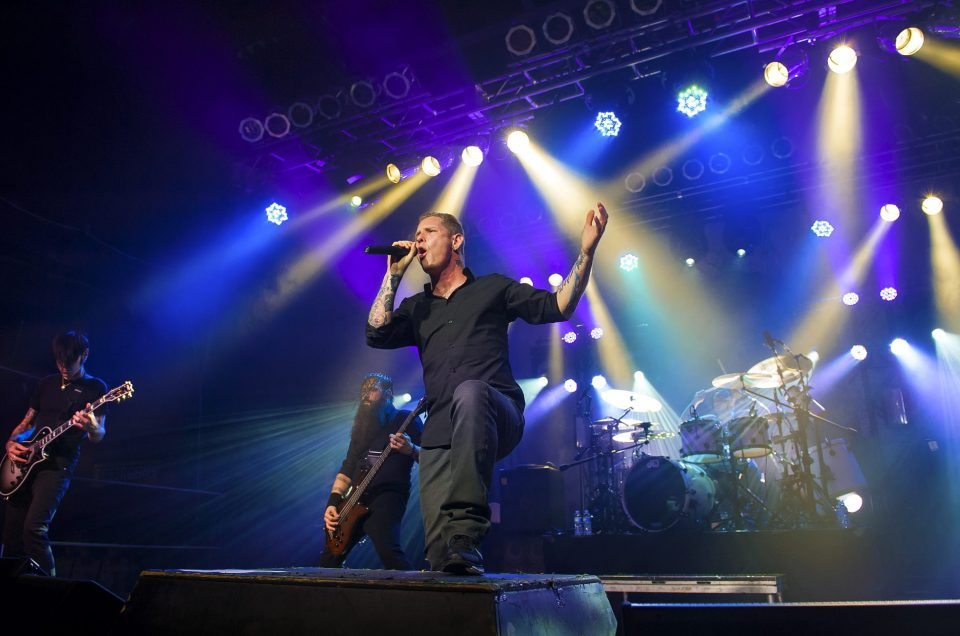 Corey Taylor and Stone Sour headline The Fillmore Charlotte in 2014.