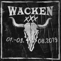 Wacken Open Air 2019 logo.