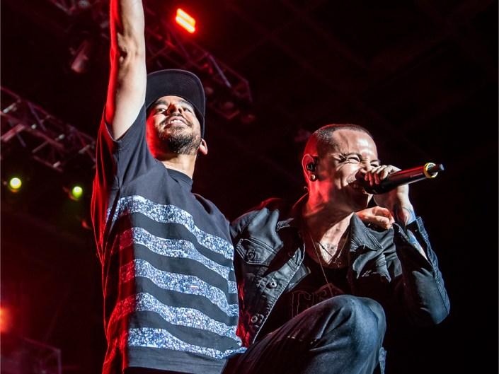 Linkin Park at Rock on the Range 2015