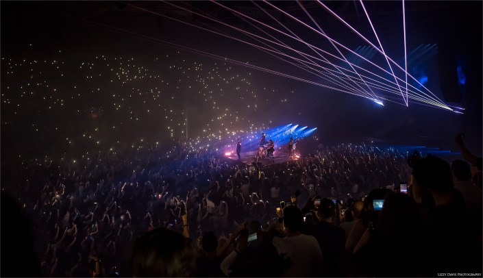 Shinedown kicks off 'Attention Attention World Tour' in Estero