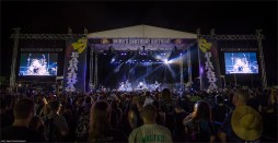Sublime with Rome headlined WJRR's Earthday Birthday 24 festival celebration.