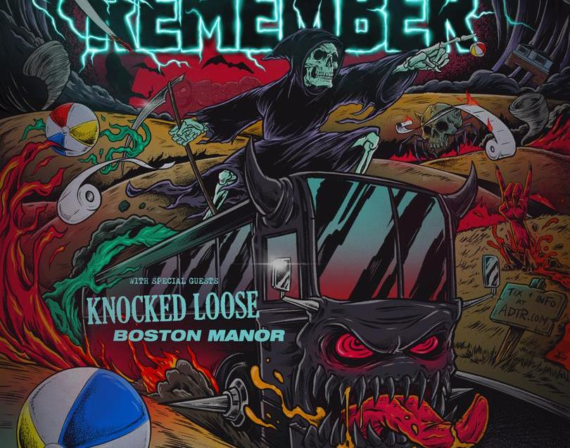 A Day To Remember announce 'Raisin' Hell in the Heartland Tour'