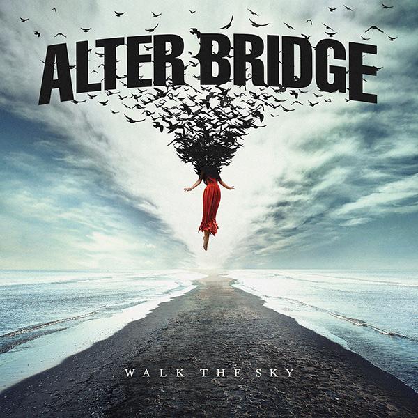 Alter Bridge announces 6th studio album 'Walk The Sky'