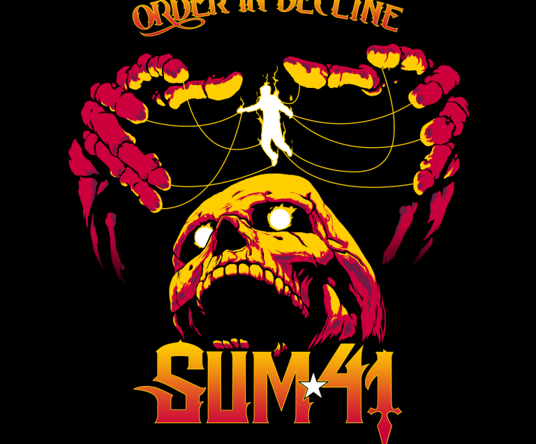 Sum 41 announces new album 'Order in Decline.'