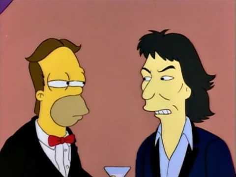 georgeharrison.jpg  As Principais Participações de Bandas e Artistas nos Simpsons georgeharrison 1