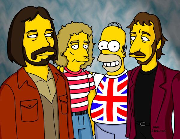 thewho.jpg  As Principais Participações de Bandas e Artistas nos Simpsons thewho