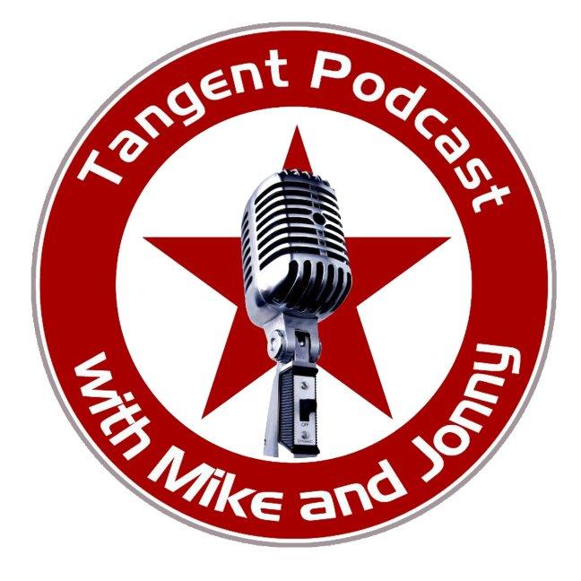 Tangent Podcast Logo