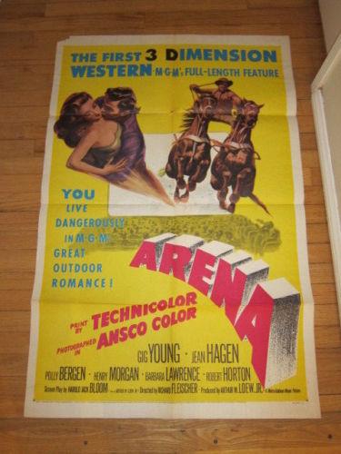 arena 3D 1 sheet