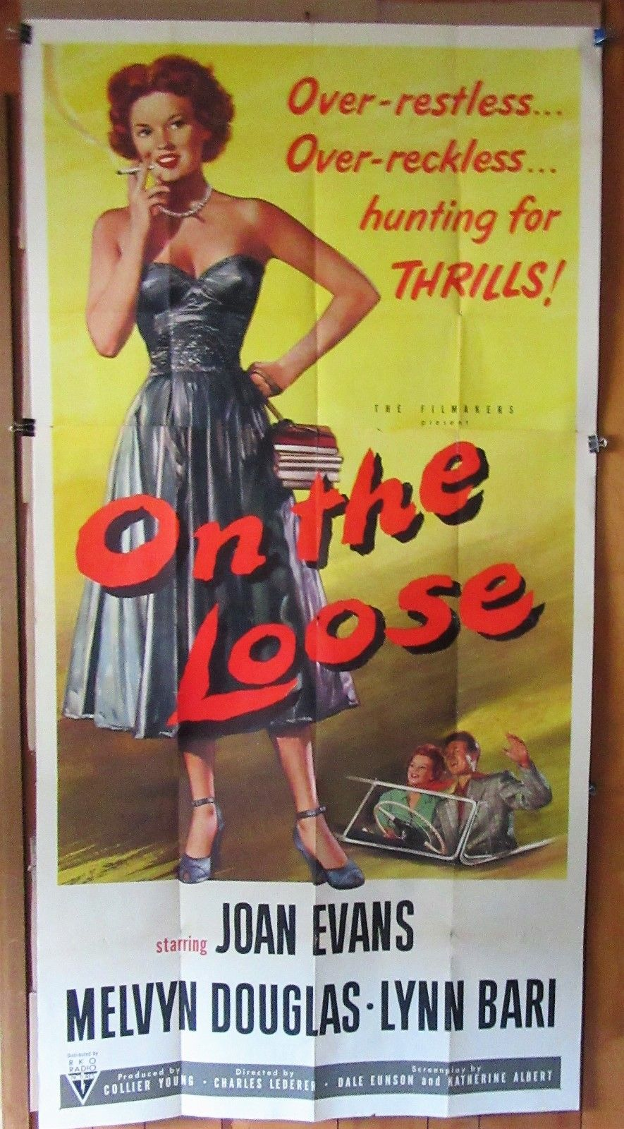 on the loose 3 sheet
