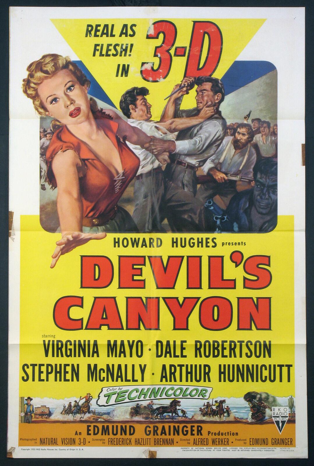 devils canyon 1 sheet