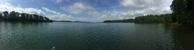 cherokee lake panoramic