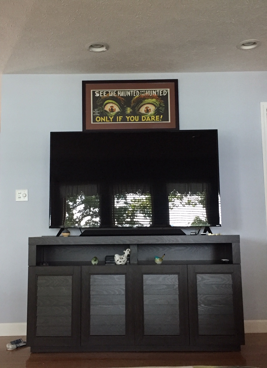living room over tv august 2019
