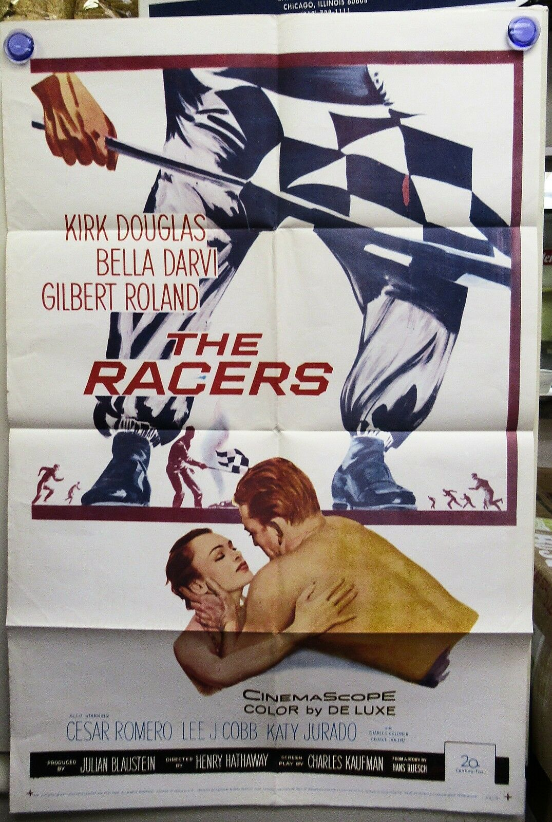 racers 1 sheet different style