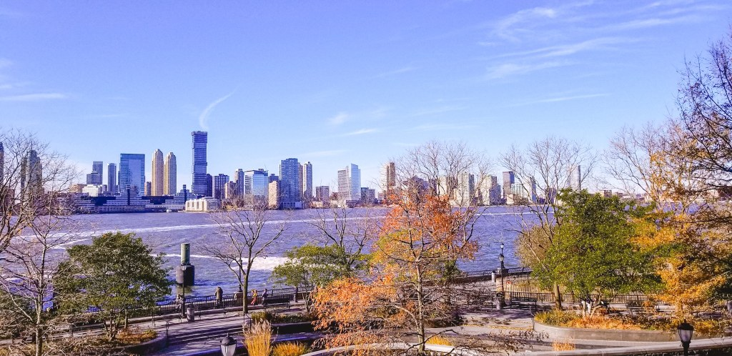 Fall colors in NYC
