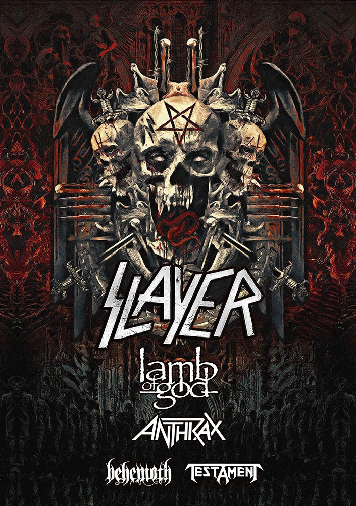 Lyric adelitas way good enough lyrics : LAMB OF GOD to Perform on North American Leg of Slayer's Final ...