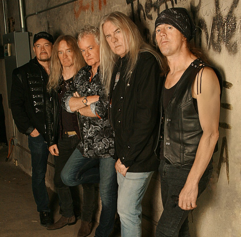Interview With Biff Byford Of Saxon - Listen Here!