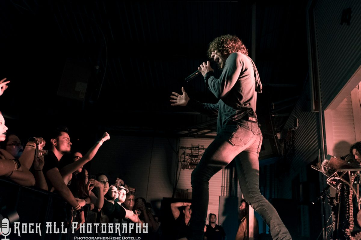 Nothing More Rocked Corpus Christi!!! Photo's And Show Review Here!