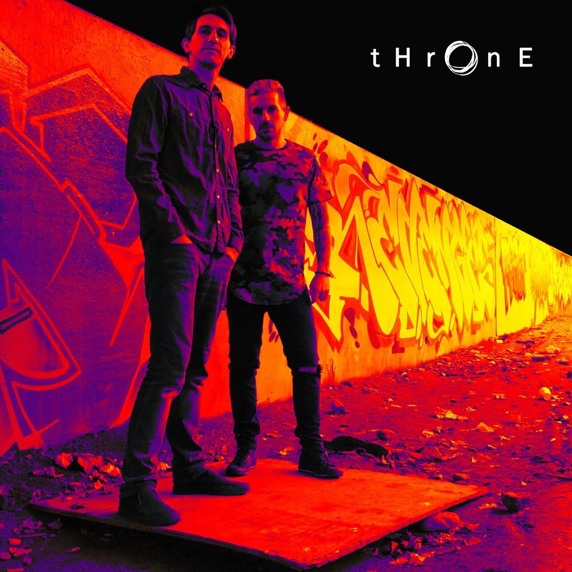 tHrOnE Releases Self-Titled Album