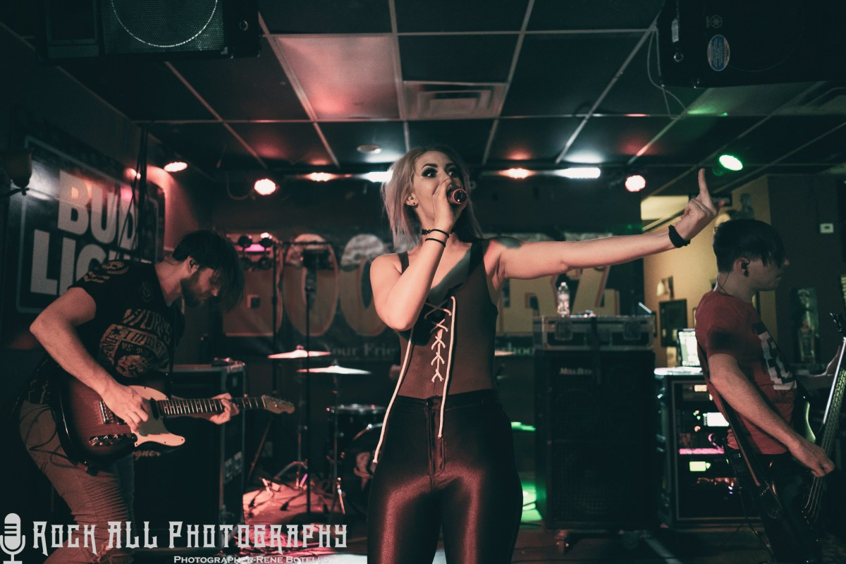 City of the Weak Invades Corpus Chrisiti, TX! Interview with Stef w/ an F PLUS Show Review and Photos from the Corpus Christi, TX Show!