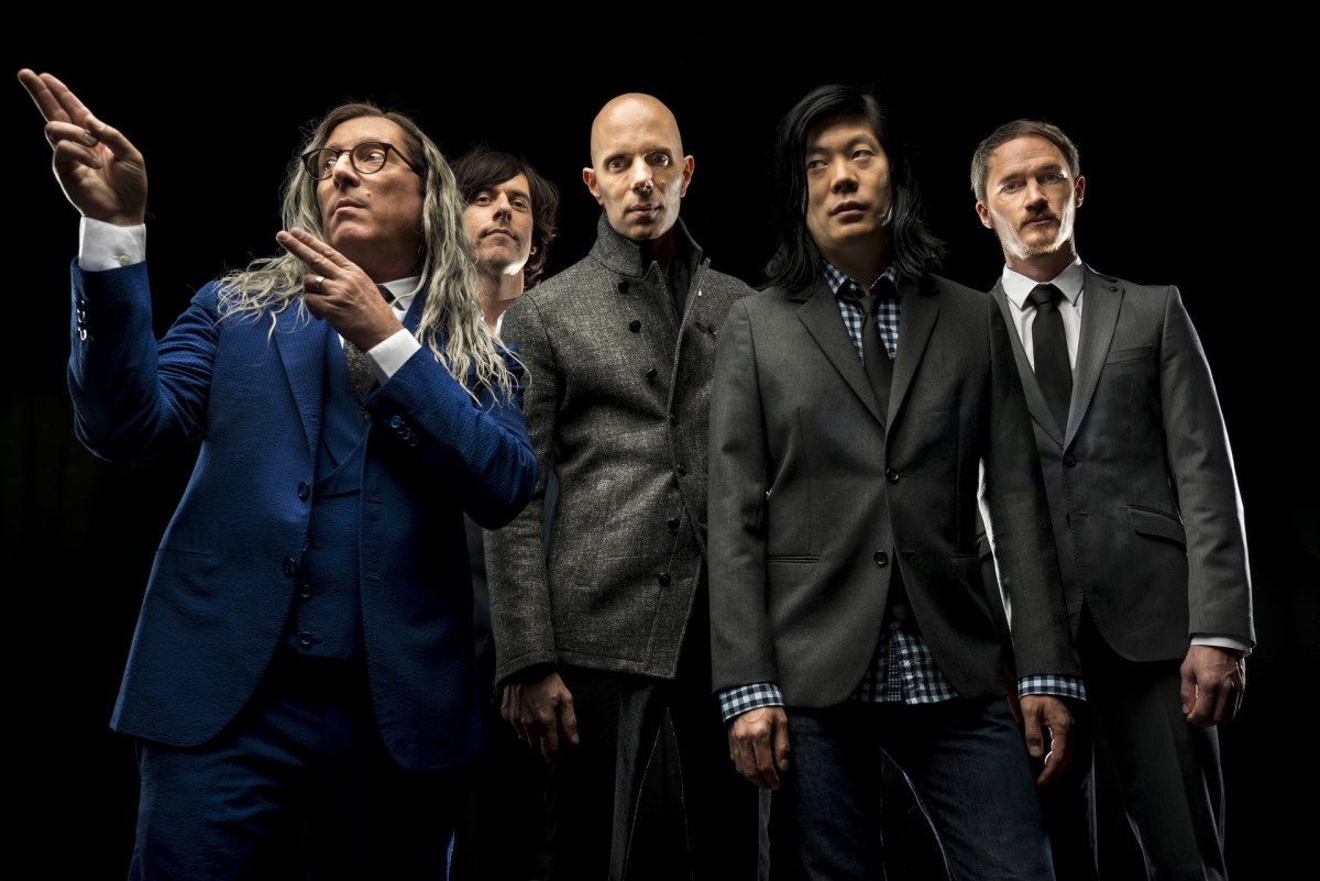 A PERFECT CIRCLE ANNOUNCE U.S. AND EUROPEAN FALL TOURS - EAT THE ELEPHANT IS OUT NOW