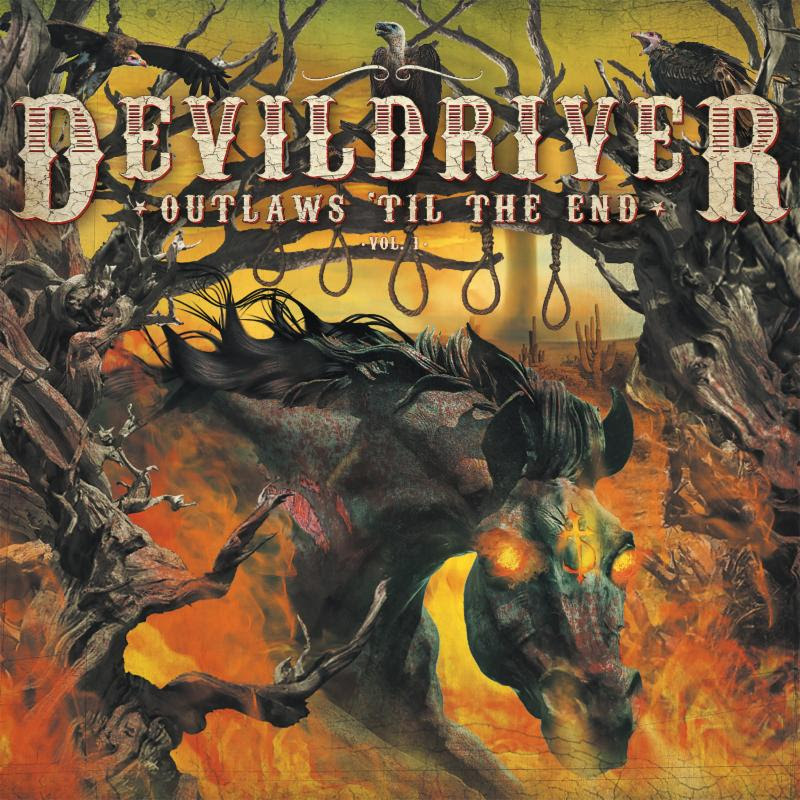"DEVILDRIVER Drops Haunting Cover of ""Country Heroes"", Featuring Original Songwriter HANK3"