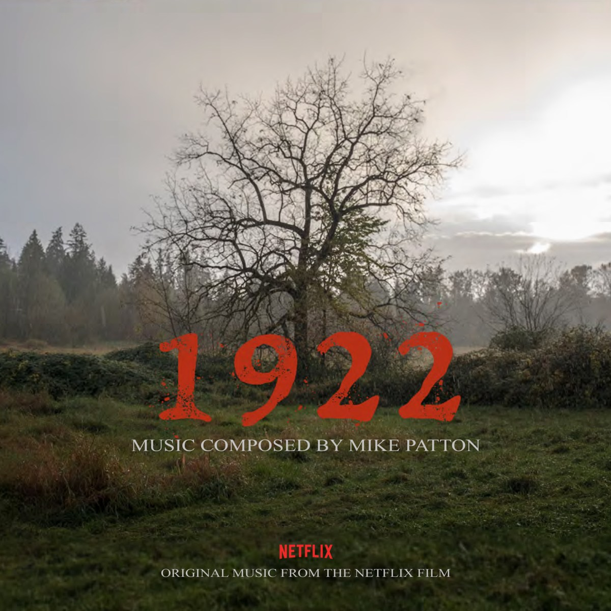 Mike Patton's 1922 Score Available July 20 via Ipecac; Patton Discusses Release via Modern School of Film Podcast