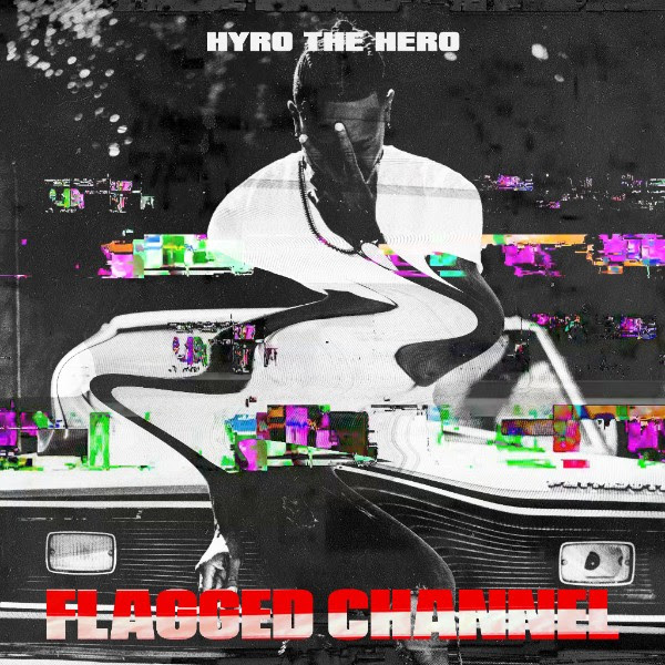 "RAP METAL MC HYRO THE HERO NEW ALBUM ""FLAGGED CHANNEL"" OUT TODAY! YOU GOTTA CHECK THIS ALBUM OUT!"