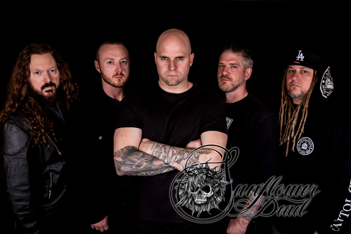 SUNFLOWER DEAD TO RELEASE NEW ALBUM C O M A VIA EMP LABEL GROUP 10/19. ANNOUNCE UPDATED LINEUP INCLUDING POWERFLO/EX-FEAR FACTORY BASSIST CHRISTIAN OLDE WOLBERS