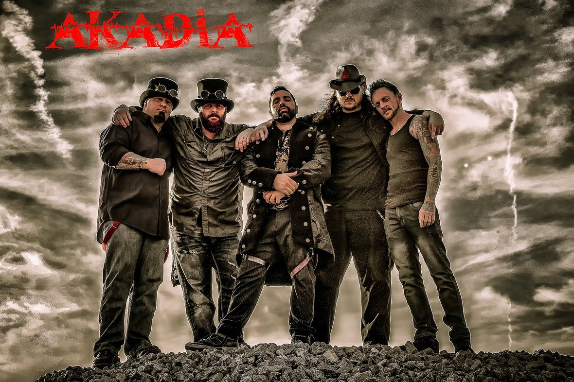 "Louisiana Rock Band AKADIA Announces Summer Dates in Support of Single ""Turn Away"""