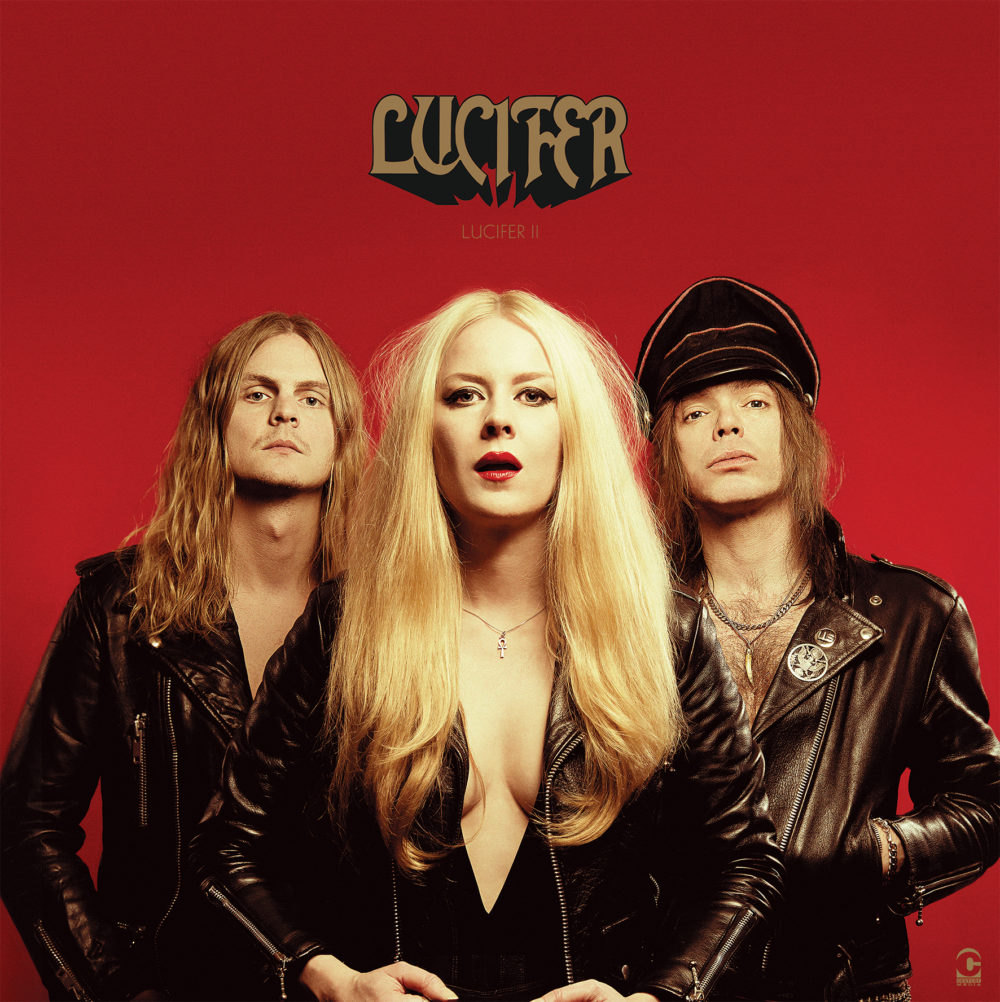 "Interview with the band LUCIFER! Check them out! New album ""Lucifer II"", due July 6 via Century Media Records!"