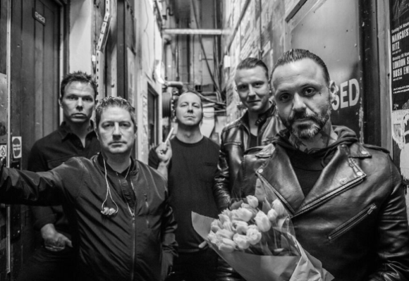 BLUE OCTOBER Releases Ninth Studio Album 'I Hope You're Happy' Out Today via Up/Down-Brando Records