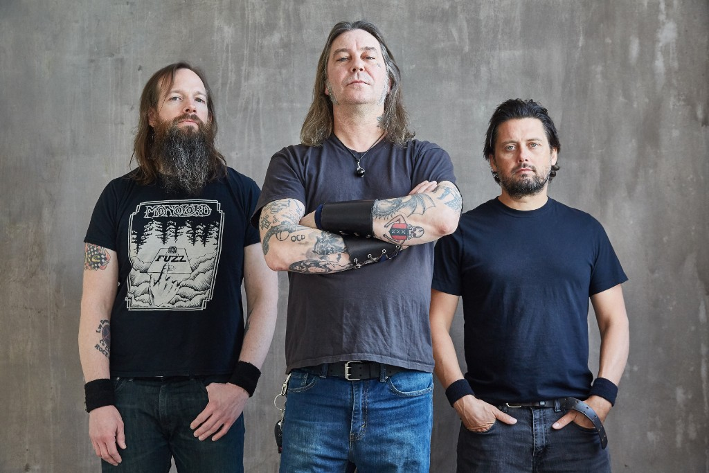High On Fire Announce New U.S. Tour Dates, Electric Messiah Lyric Video
