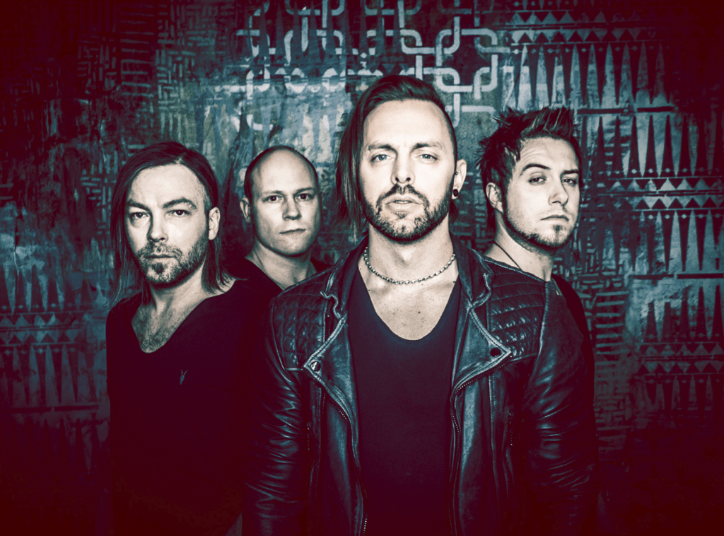 "BULLET FOR MY VALENTINE RELEASE VIDEO FOR ""NOT DEAD YET"""