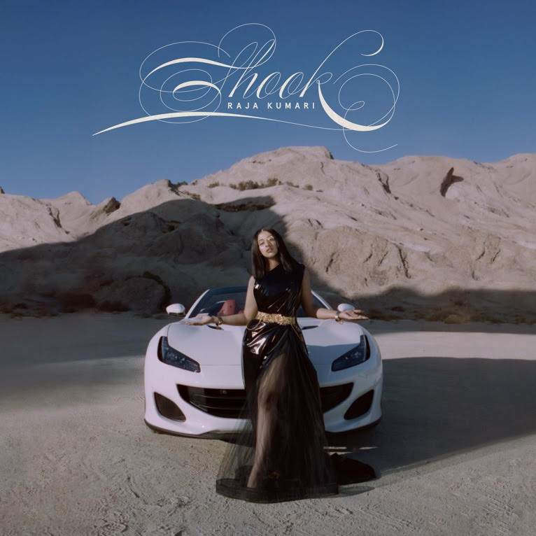 "GRAMMY-NOMINATED RAPPER RAJA KUMARI UNVEILS NEW SINGLE ""SHOOK"""
