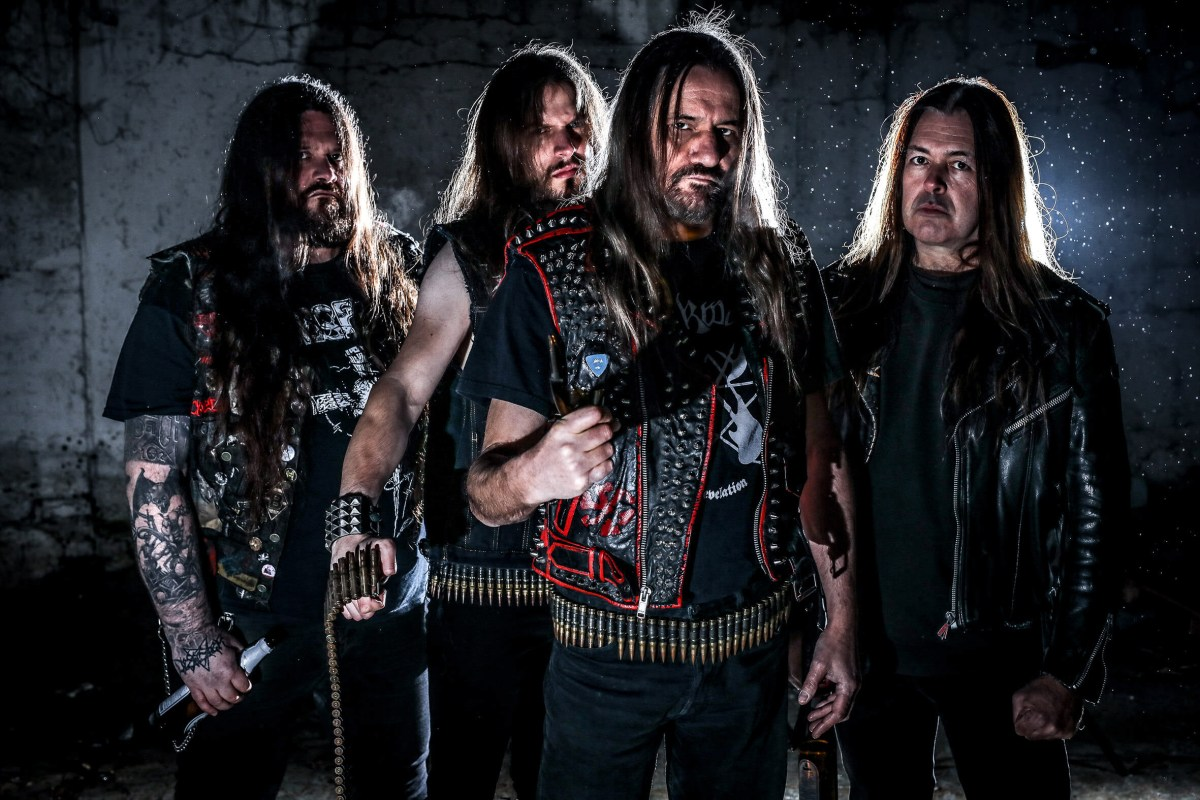 "SODOM Release New Single and Video ""One Step Over The Line"""