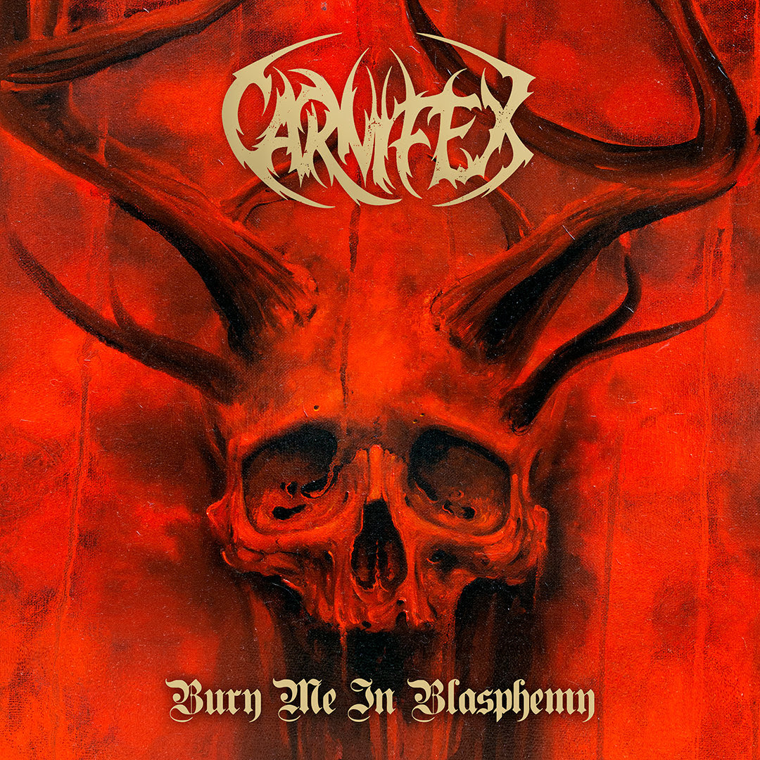 "CARNIFEX release ""Bury Me In Blasphemy"" EP"