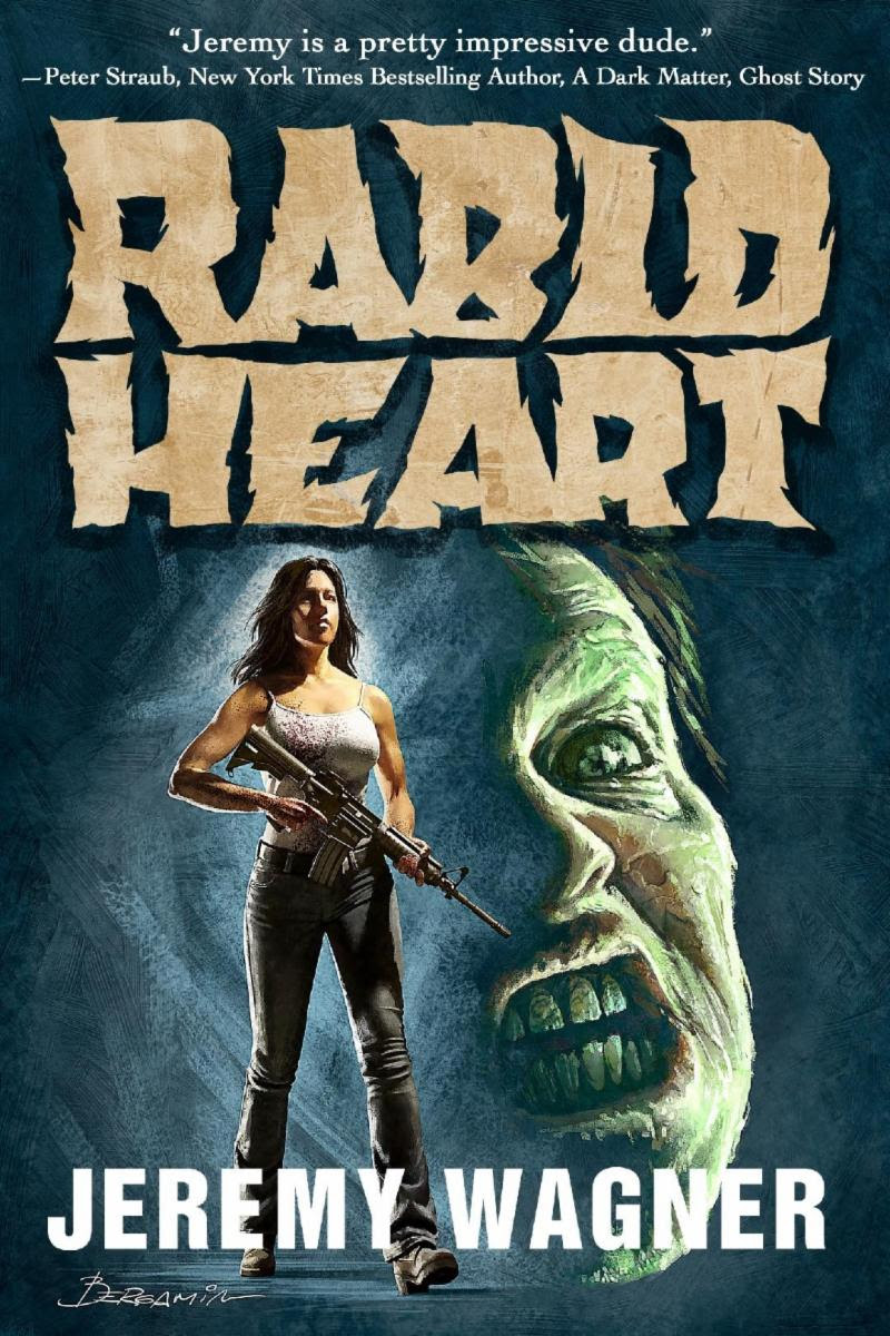 "JEREMY WAGNER's Latest Novel, ""Rabid Heart"", Now Available in Audiobook Format"