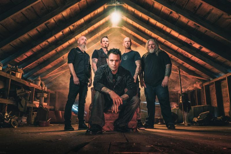 "All-Star Metal Band IMONOLITH Reveals First Official New Single ""Hollow""   -Featuring Former and Current Members of Devin Townsend Project, Threat Signal, Strapping Young Lad, Fear Factory and Methods of Mayhem"