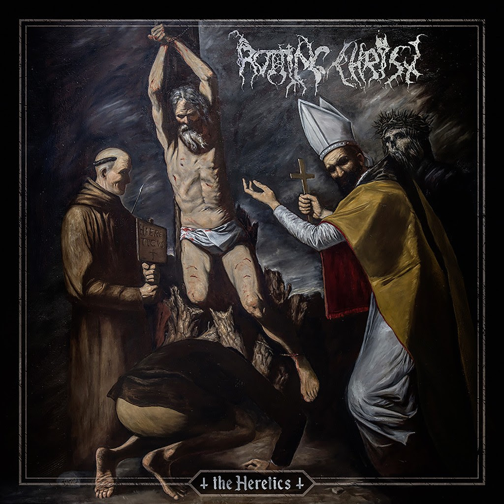 "ROTTING CHRIST Release Lyric Video For Edgar Allan Poe Inspired Track, ""The Raven"""