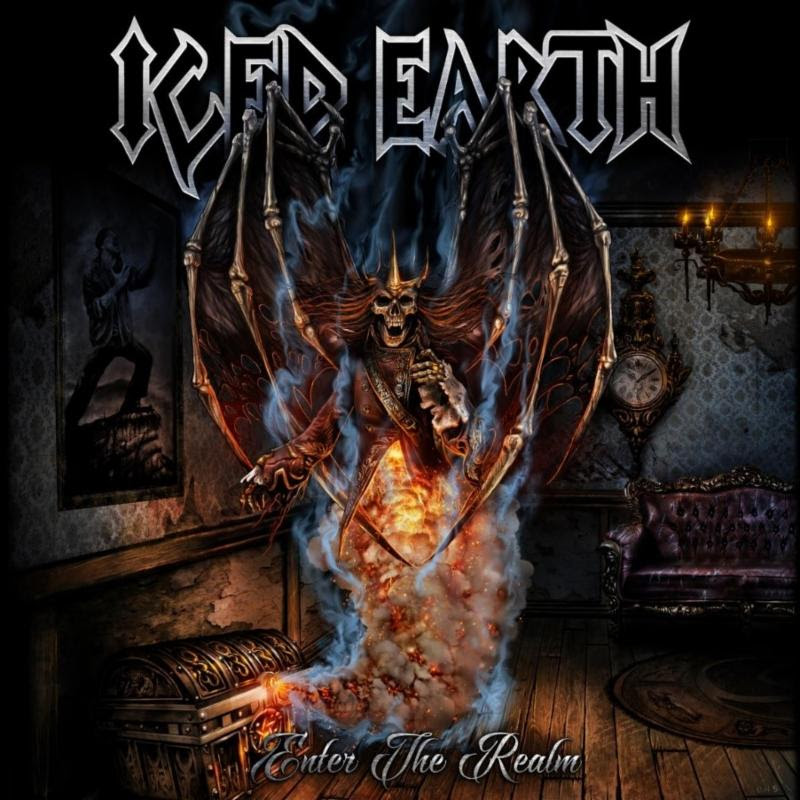 ICED EARTH RELEASES ENTER THE REALM FOR THE FIRST TIME ON VINYL
