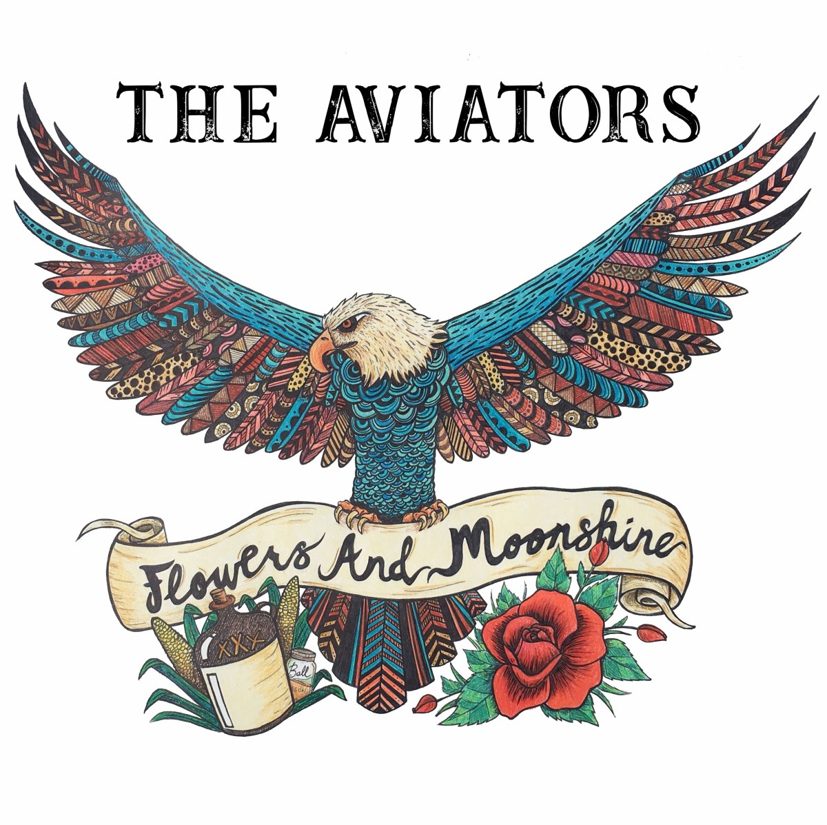 The Aviators are proving that rock and roll definitely isn't dead