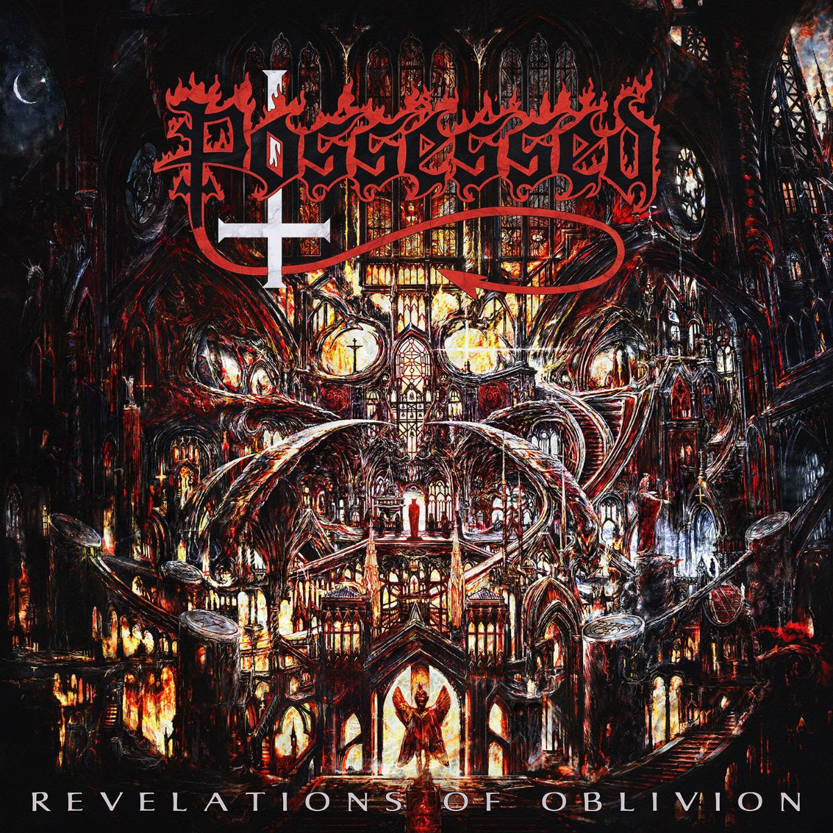 "POSSESSED - Reveal New Album Revelations Of Oblivion + Release First Single, ""No More Room In Hell"""