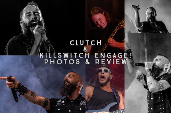 Clutch with Killswitch Engage and Cro-Mags at Express Live in Columbus, OH