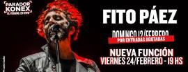 Fito Páez en Ciudad Cultural Konex