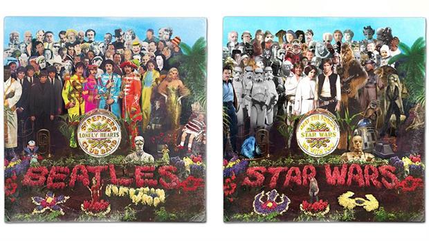 Star Wars y The Beatles
