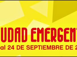 Ciudad Emergente festival 2017