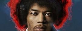 Jimi Hendrix, en ambos lados