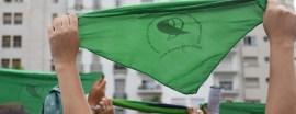 Aborto legal ya: un grito que tiñó de verde el Congreso
